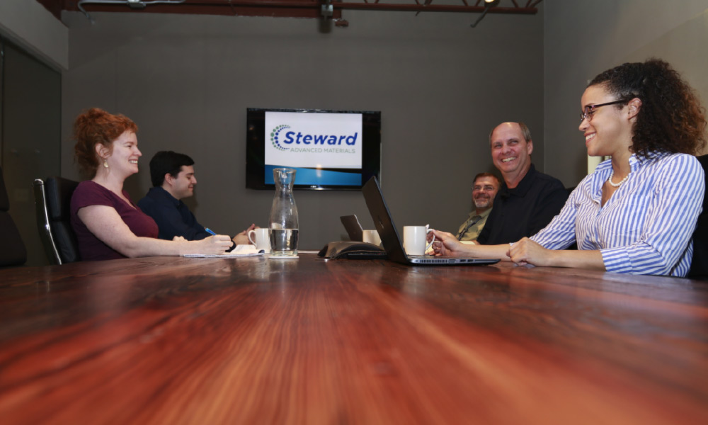 About Steward Materials