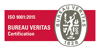 Bureau Veritas ISO 9001:2015 Certification